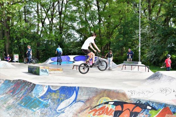 Skatepark de Cointe.