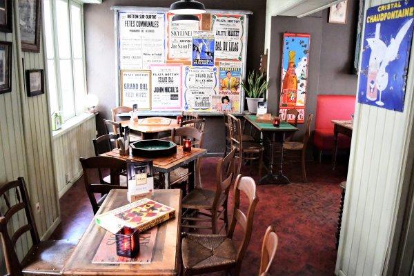 Café de Durbuy.