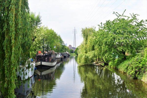 Canal de l'Ourthe.