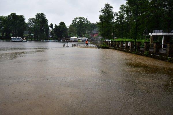 inondations Spa, fin.