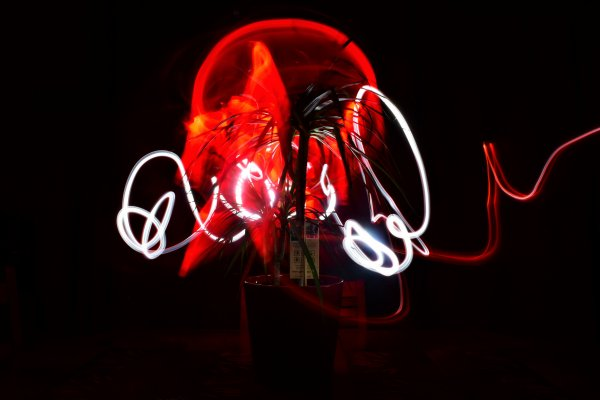 Quelques photo que j'ai faites en light painting.