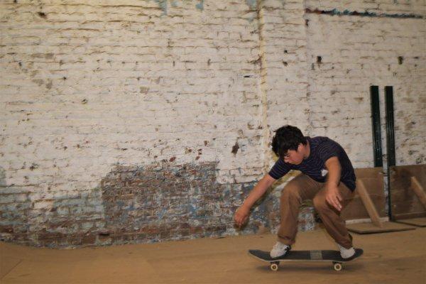 Skatepark de Liège.