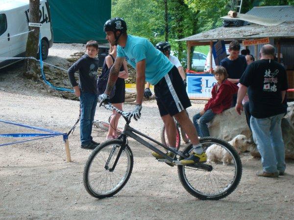 K-124 Days 2011 à la Tour de Scay