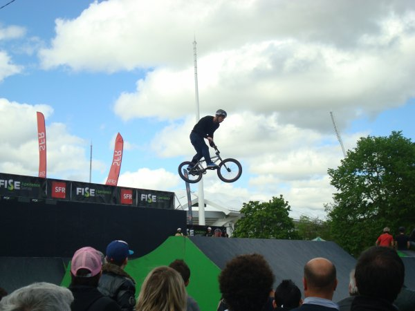 "Vidéo & Photo du ""Fise Xperience Series"" BMX à Reims"