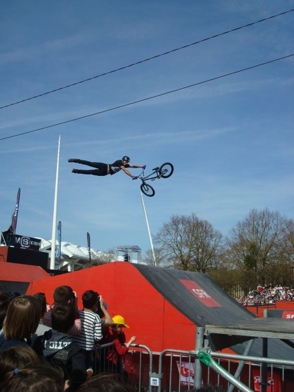 "Photo du ""SFR FISE XPERIENCE SERIES 2013"" à Reims"