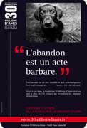 ABANDON D'ANIMAUX