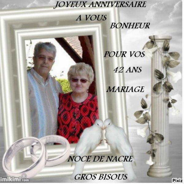 Un Petit Cadeau Pour Ma Soeur Anita Et Mon Beau Frere Guy