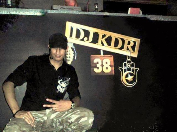 ▂ ▃ ▅ ▆ ▇ DJ KDR ▇ ▆ ▅ ▃ ▂