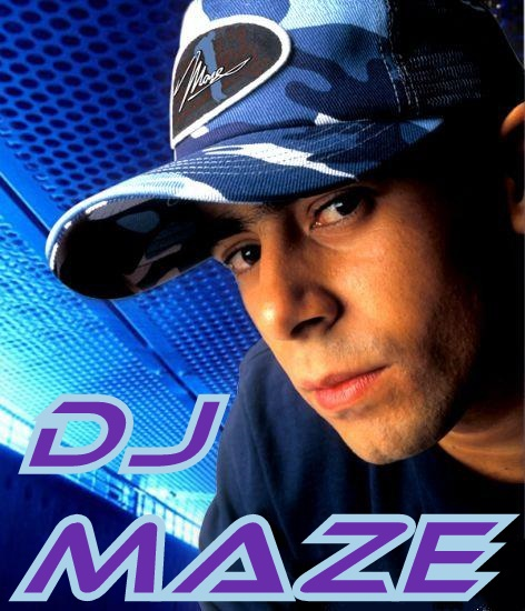 ▂ ▃ ▅ ▆ ▇ DJ MAZE ▇ ▆ ▅ ▃ ▂