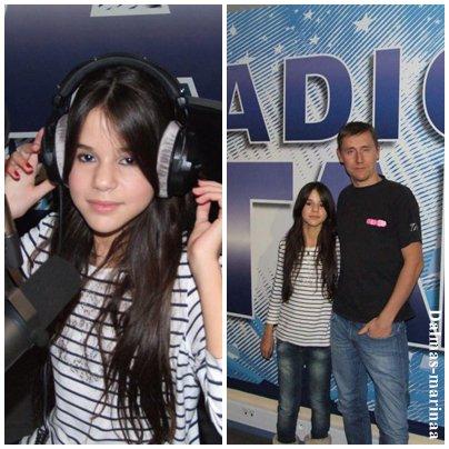 Marina, Radio star