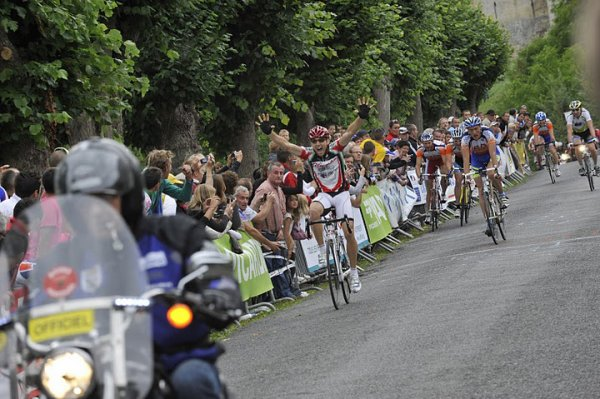 Championnat france ufolep 2011 : arrivée des 30/39 ans