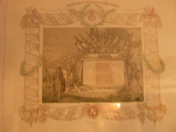 Association Philantropique Belge des Ançiens Frères d'Armes de l'Empire Français.