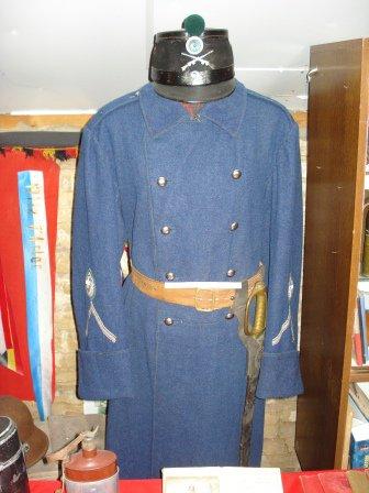 Bel ensemble d'un sergent de l'Armée Suisse de 1914, Canton de Vaud.
