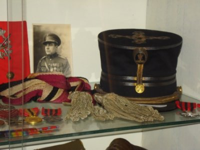 Képi de lieutenant d'artillerie de 1914...