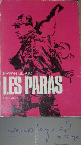 """Erwan Bergot, """"Les Paras""""..."""