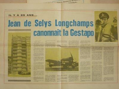 Quelques revues datant de 1968 et 1996.