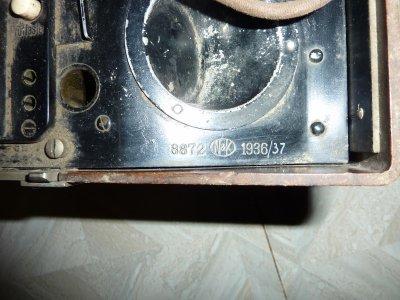 Beau téléphone Allemand 1936 / 37.