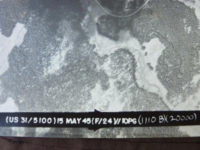Qui peut m'identifier ces photos USAF du 15 mai 45 ??? Pas d'autres renseignements..........Merci.