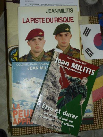 HOMMAGE AU COLONEL MILITIS DCD LE 17 SEPTEMBRE 2006 .BIENTOT 5 ANS, LES ANNEES PASSENT..........