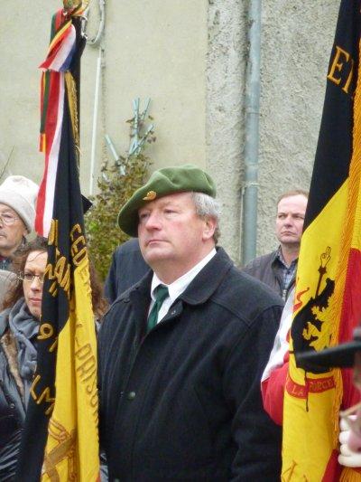 11 Nov. 2011. Devoir de Mémoire à Robelmont, Merci aux Autorités Communales.