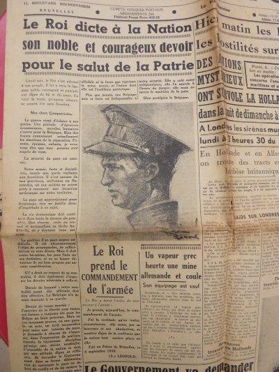 """Journal,"""" Le Vingtième Siècle""""."""