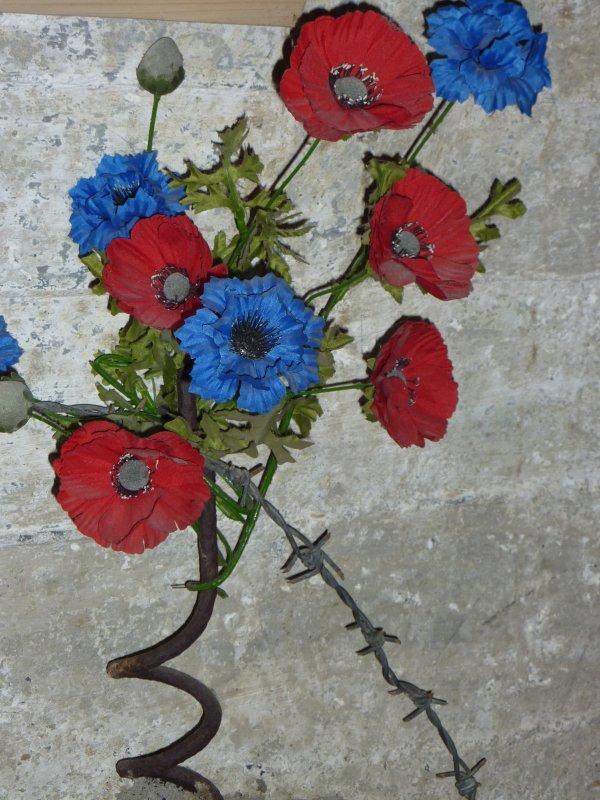 Et pour terminer, un bouquet symbolique.............