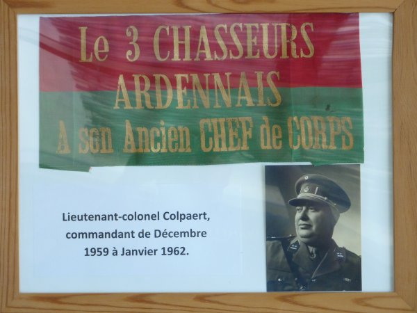 Petite trouvaille concernant les Chasseurs Ardennais........