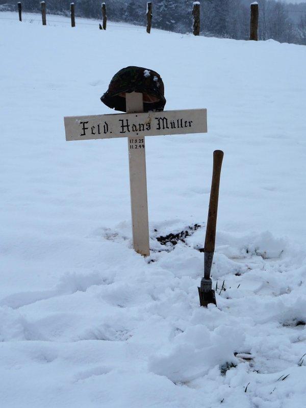 2è Marche commémorative à Neufchâteau.