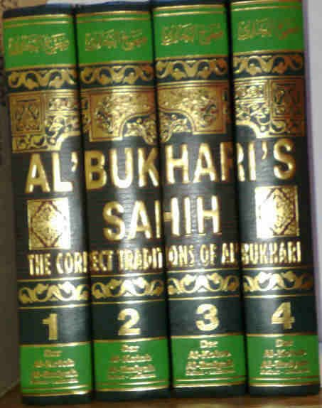 Sahih Bhukhari ; Sahih Muslim ; et Riyad as Salihin d'Annawawi (le jardin des vertueux )