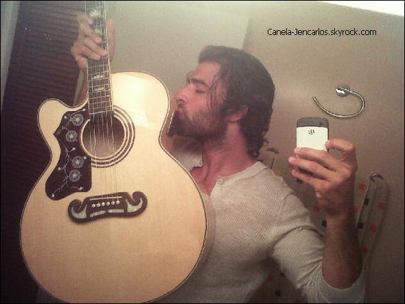22/09/10 - Photo postée sur Twitter par Jencarlos Canela.