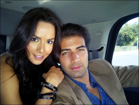 29/03/11 - Photo postée par Carmen Villalobos sur Twitter.