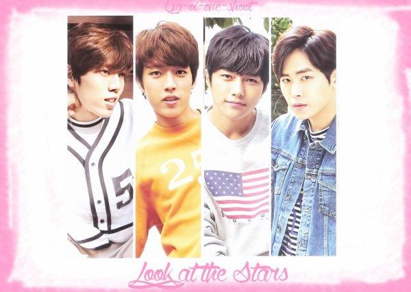 Look at the Stars ~ Chapitre Bonus 1