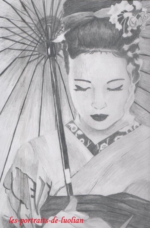 "Sayuri, ""mémoire d'une Geisha"""