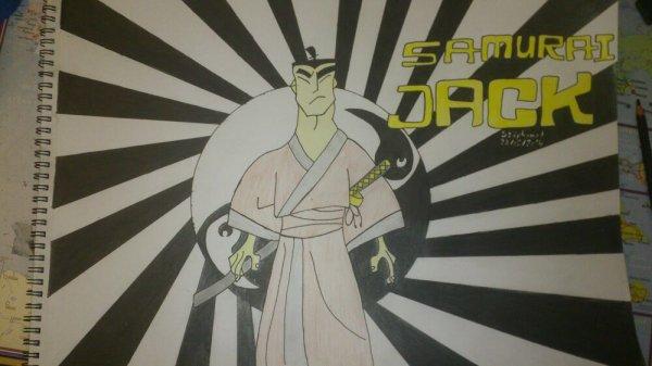 Samurai jack ;-)
