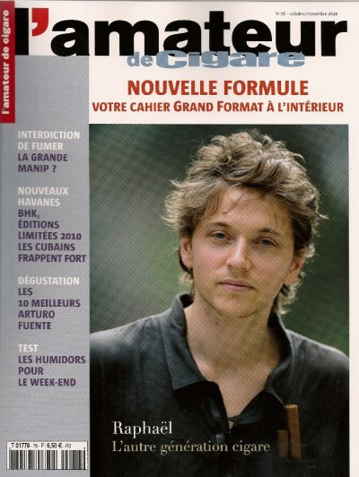 Presse L\'Amateur de cigare - Oct/Nov 2010 (2)