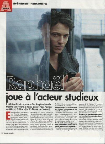 Presse Femme actuelle - février 2011