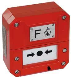 déclencheur manuel incendie