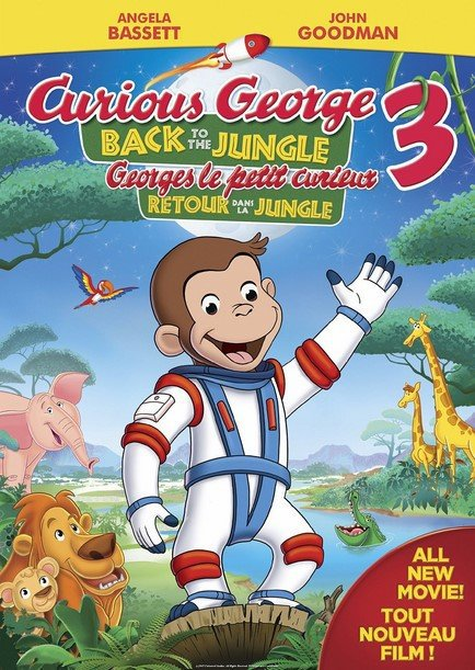 Curious George 3