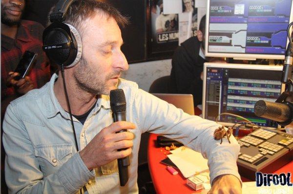 Des animaux dans la Radio Libre