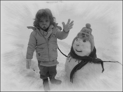 Vive la neige !