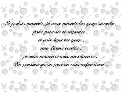 Poeme Pour Mon Amour Et Mes Parents Slt C Moi Angel