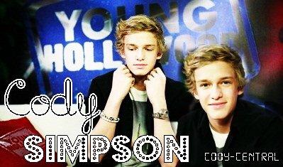 ► Ta nouvelle source sur le talentueux Cody Simpson!