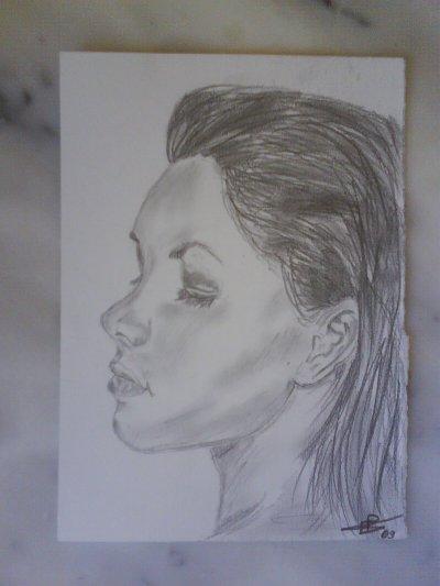 Portraits féminins