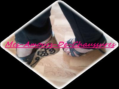 Sandale Compensées