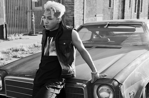 Taeyang : Love you to death