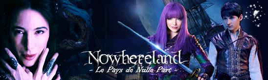 Nowhereland - Le Pays de Nulle Part ~ Sybline