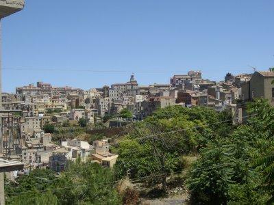 vacances en Sicile Enna