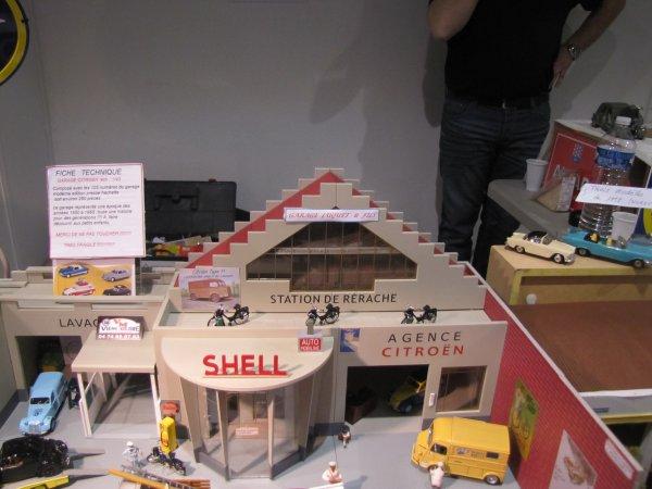 Mini expo à Salaise sur Sanne