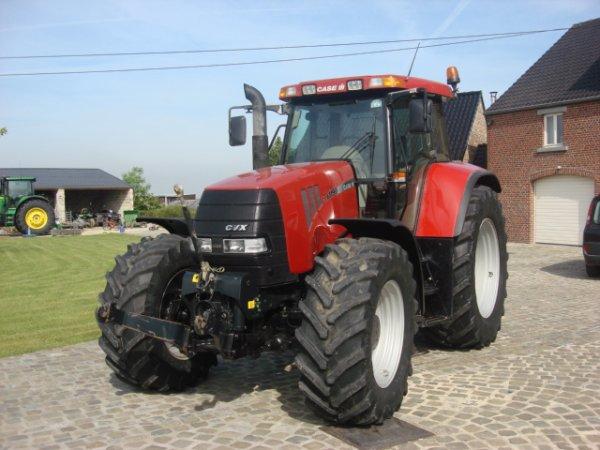 Les différentes marques de tracteur :