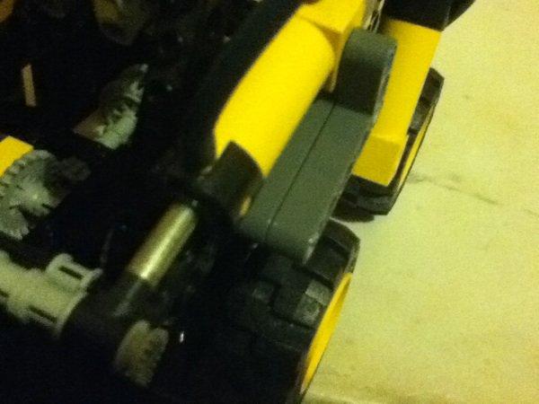 Mon Bobcat lego technic!